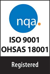NQA 9001 logo