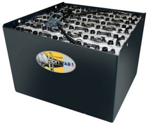 Tabb batteries are ideal for forklifts
