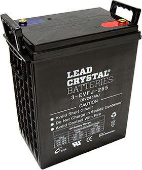 Lead-Crystal-Gel-Battery