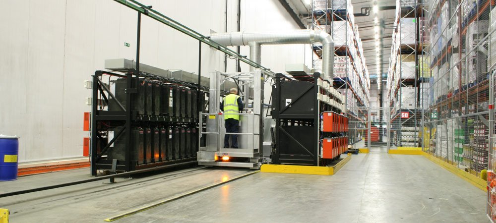 Industrial Batteries across the UK