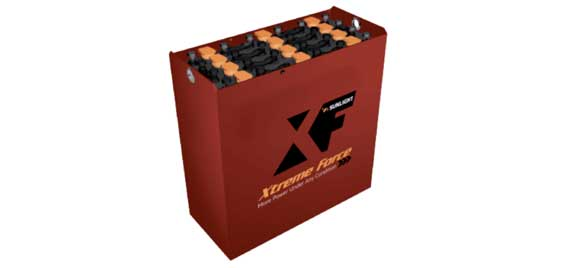 XtremeForce battery