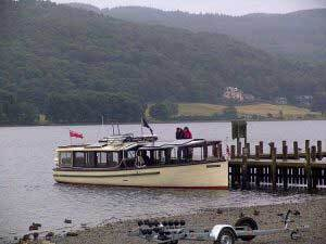 coniston ferries using deep cycle boat batteries